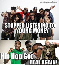 Hip Hop Got Real Again…..