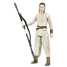 Star Wars: The Force Awakens Hero Series Action Figure  Rey (Jakku)