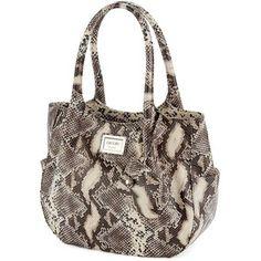 Nicole Miller Tote Handbag