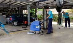 #Mecánico, la limpieza de tu taller dice tu seriedad como profesional. ¿La estás cuidando como deberías?