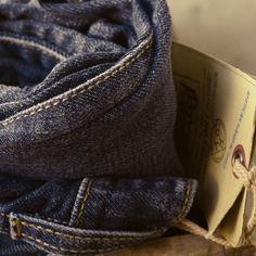 Roy Roger's denim makes a statement.  #denim #jeans #style