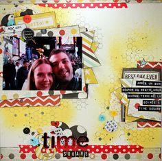 Cuts2luv vos badges uniques Québécois : Amie Créative Février - Cindy Fortin