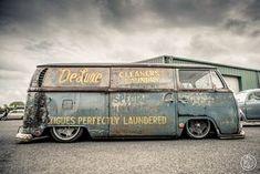 68 early bay panelvan