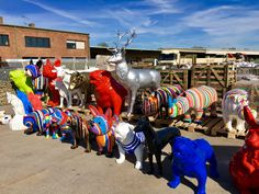 Balloon Dog Sculpture, Concept Cars, Statues, Balloons, Dogs, Decor, Art, Sculptures, Animales