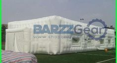 Large Inflatable Event Tent, 82x33x20ft
