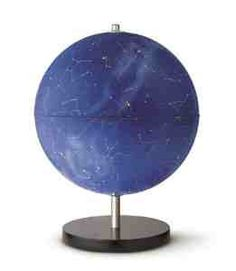 Nova Rico 30cm Linea Stellare Illuminated Globe Shows Map of Sky - Availability: in stock - Price: £119.99