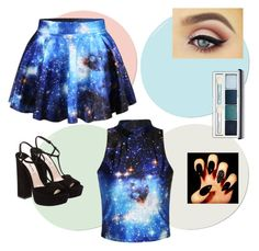 """""""bluesky"""" by anjakielb on Polyvore featuring Clinique and Miu Miu"""