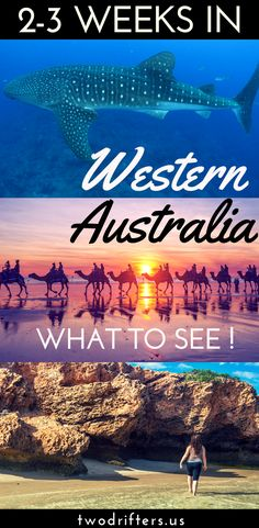 Thinking of going on a Western Australia road trip? You couldn't choose a better part of Australia to explore. From Perth to Exmouth to Broome, our 2-3 week itinerary will ensure you see the very best of WA.