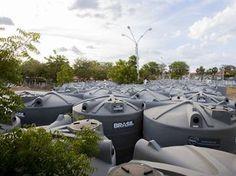 Paraíba recebe 4.553 cisternas de água por meio de projetos que somam R$ 143 milhões | Umbuzeiro Online