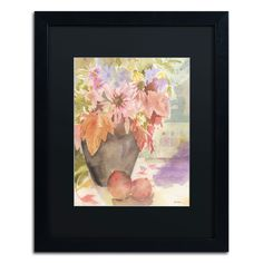 Autumn Colors by Sheila Golden Framed Painting Print