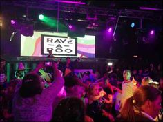 Rave-A-Roo - the ultimate #clubbing experience for the #family in #London via #LondonMums