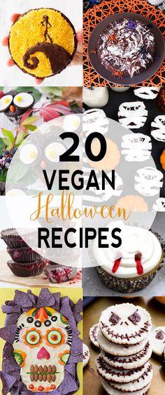 20 Vegan Halloween R