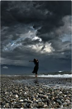 The Joy and Wonder of a Storm. Feel the wind rush, hear the thunder roar... become one with the wonder...