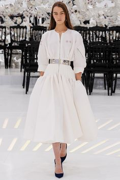 Christian Dior Fall 2014 Couture - Review - Fashion Week - Runway, Fashion Shows and Collections - Vogue