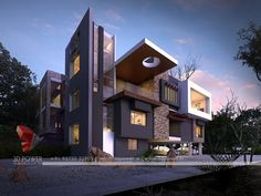 ultra modern home design. Ultra Modern Home Designs  Pin By 3D Power On Statement In Style With Exclusive Night View