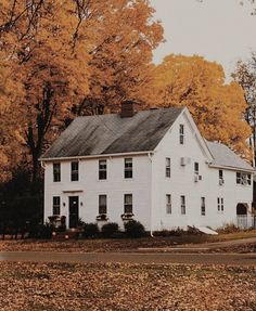 Iphone Wallpaper, Farmhouse, Cozy, Exterior, Cabin, House Styles, Autumn, Fall, Instagram