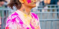 | The Color Run - Bucuresti 2014 |