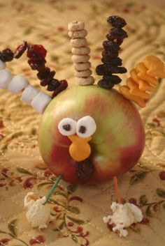 How fun for the kids to do Wednesday before Thanksgiving for the table!  Keep em busy for awhile.