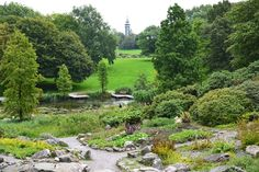 #Grugapark - #Essen, #Germany's answer to #NewYorkCity's #CentralPark