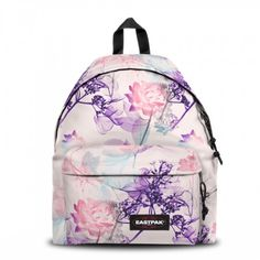 Eastpak Padded Pak Backpacks & # r® Pink Ray - Womens Bags Mini Backpack, Travel Backpack, Fashion Backpack, Sac College, Girly Backpacks, Luggage Shop, Kate Spade Wallet, Hiking Gear, Tumblr Boys