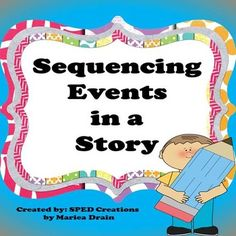 This sequencing events activity works great for a warm-up activity or as a center.  It can be used with students at various grade levels depending on their reading levels. Please leave feedback at my store after you have downloaded this free product.Follow My Store!!Follow my store to receive notifications for new products (free and paid) and store discounts.