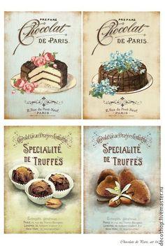 """chocolat de Paris"""