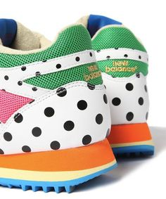 e67b73d59bc1 Sneakers For Girl   Shoes  sneakers bright sneakers new balance polka dots  pattern colorful W