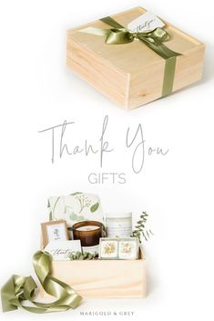 TEACHER APPRECIATION GIFTS// Spring inspired 'thank you' gift boxes filled with artisan goodies are a perfect idea to show teachers appreciation at the end of the school year, curated by Marigold & Grey. Notebook Diy, Pregnancy Announcement Gifts, Curated Gift Boxes, Diy Gift Baskets, Wooden Gift Boxes, Client Gifts, Branded Gifts, Jar Gifts, Christmas Gifts For Her