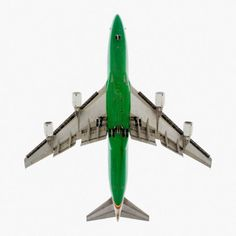 Jeffrey Milstein - gorgeous airplane print. love the pop of color.