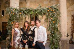 Wedding in Spanish Castle Spanish Wedding, Bridesmaid Dresses, Wedding Dresses, Castle, White Dress, Culture, Wedding Planners, Princess, Couples