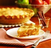 1 pkg (15-oz) refrigerated pie crusts or your own special sugar-free recipe for double crust pastry  Filling: 6 cups thinly sliced and peeled Granny Smith or other tart apples 3/4 cup Splenda Granula