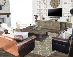 Farmhouse decor, Fixer Upper Style, home decor, Farmhouse accessories, shiplap wall, rustic elements, wood furnishings