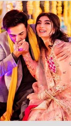 Indian Wedding Pictures, Indian Wedding Couple Photography, Wedding Couple Photos, Couple Photography Poses, Couple Shoot, Stylish Girls Photos, Girl Photos, Rajasthani Dress, Pakistani Fashion Party Wear
