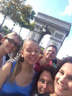 Family time #Paris