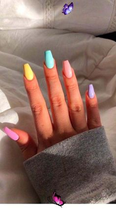 Nails Coffin Short . Nails Coffin Short – Beauty Nails Coffin Short . Nails Coffin Short<br> Acrylic Nail Designs, Acrylic Nails, Nail Art Designs, Nails Design, Pink Acrylics, Spring Nails, Summer Nails, Coffin Nails, Essie