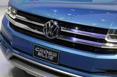 Гибридизированный Volkswagen CrossBlue