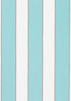 OASIS AWNING, Aquamarine, W80058, Collection Portico from Thibaut