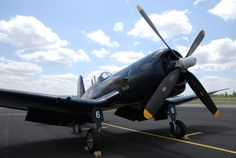 From Wikiwand: Vought F4U Corsair