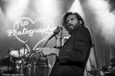 "I know I have already put Father John Misty onto this favorites board, but this picture from his tour for ""I Love You Honeybear"" deserves justice."