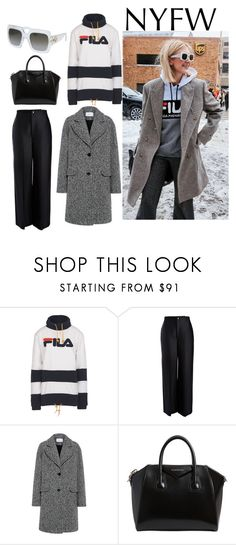 """""""Sans titre #33"""" by genehigh on Polyvore featuring mode, Fila, Joseph, Carven, Givenchy et Gucci"""