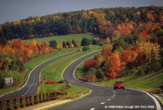 Peter Krogh's Road Pictures