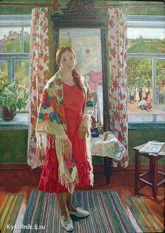 Ульянов Владимир Александрович (Россия, 1933) «Бабье лето» 1974