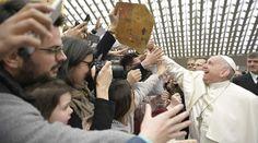 MI RINCON ESPIRITUAL: Dios nos da mucho y nos pide poco, destaca el Papa...