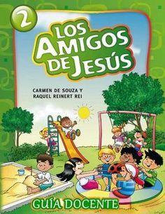 HS2 Los amigos de Jesús Guía gratuita para el docente que utiliza libros de la serie Historia Sagrada que abarca todos los años de la escolaridad primaria y secundaria de la red hispana de Educación Adventista en Sudamérica, editados por ACES Educación.