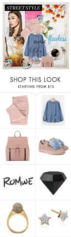 """Untitled #1191"" by selmabjelic ❤ liked on Polyvore featuring Josefinas, Areaware, House of Harlow 1960 and Astley Clarke"