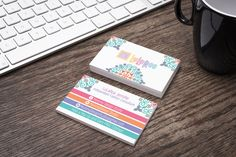 LuLaRoe Business Card White - Floral Boho Design-LLR Colors- Home Office Compliant-Branding Guide Compliant -Customizable - Flower - Swirl by MommyDesignStudio on Etsy https://www.etsy.com/listing/499876869/lularoe-business-card-white-floral-boho