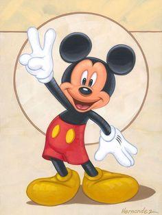 Mickey LINDO!