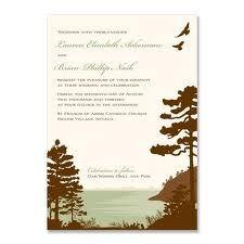 lakeside wedding invite - Google Search