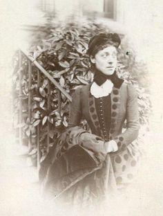 Marion Sambourne c.1884
