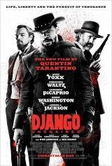 Django desencadenado. Mejor film extranjero Premios David di Donattelo (2013).